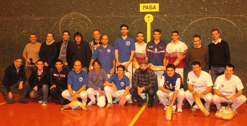 Le groupe des participants - 147.2ko