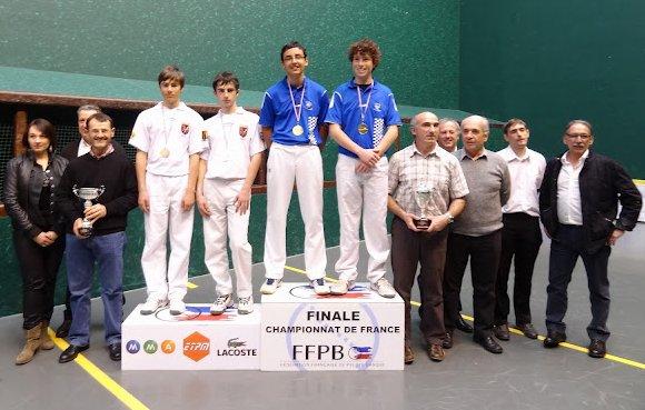 Le podium - 55.4ko