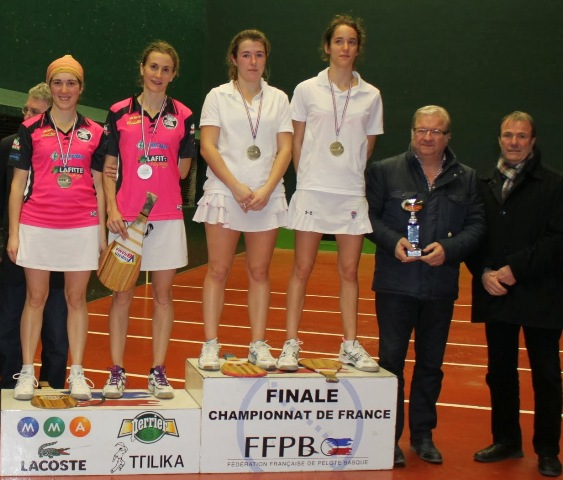 Le podium nationale B - 95.1 ko