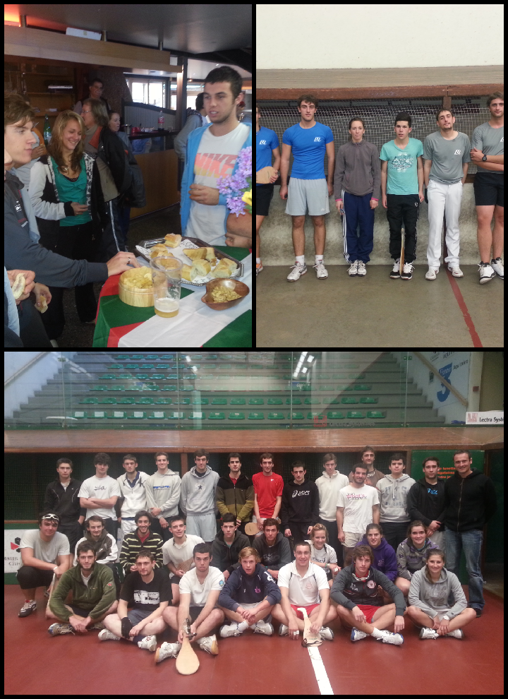 15 novembre 2012 - les participants au tournoi universitaire - 1.1Mo