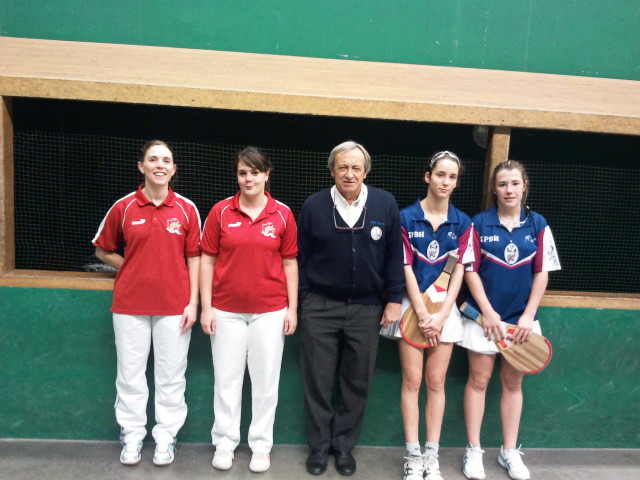 Féminines arbitre Dominique MIGUELGORRY - 95.5 ko