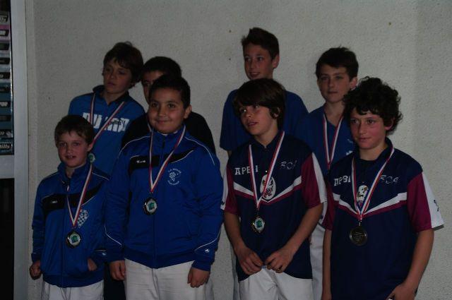 Les jeunes joueurs en groupe - 96.4ko