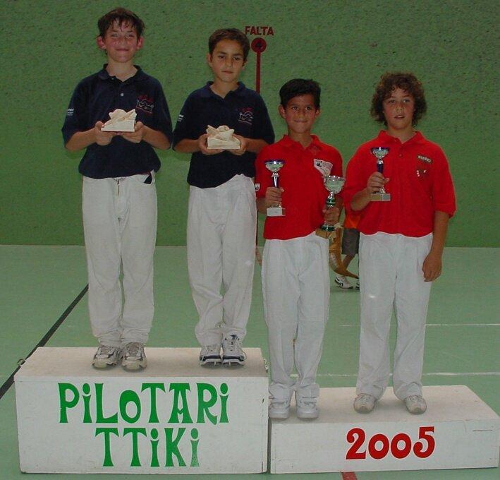 Les Jeunes de Villenave victorieux! - 72ko