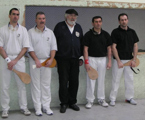 Les équipes de 1° Série - 39.9ko