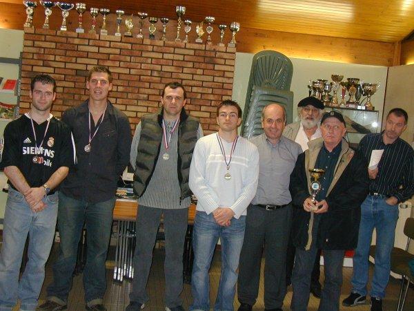 Les finalistes de la première série - 74.7ko