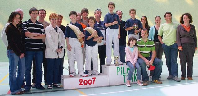 Le podium - 82ko