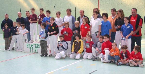 Les participants au Tournoi - 48.8ko