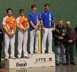 Podium junior - 120.9ko